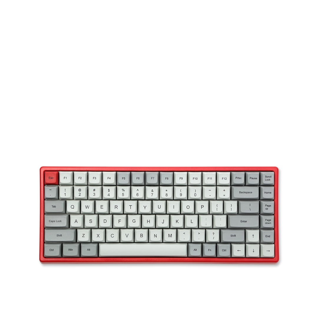 XDA Retro Colorway Set for 84-Key Keyboards