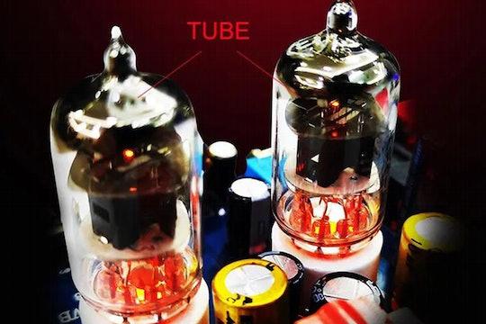 xDuoo MT-602 Tube Hybrid Headphone Amplifier