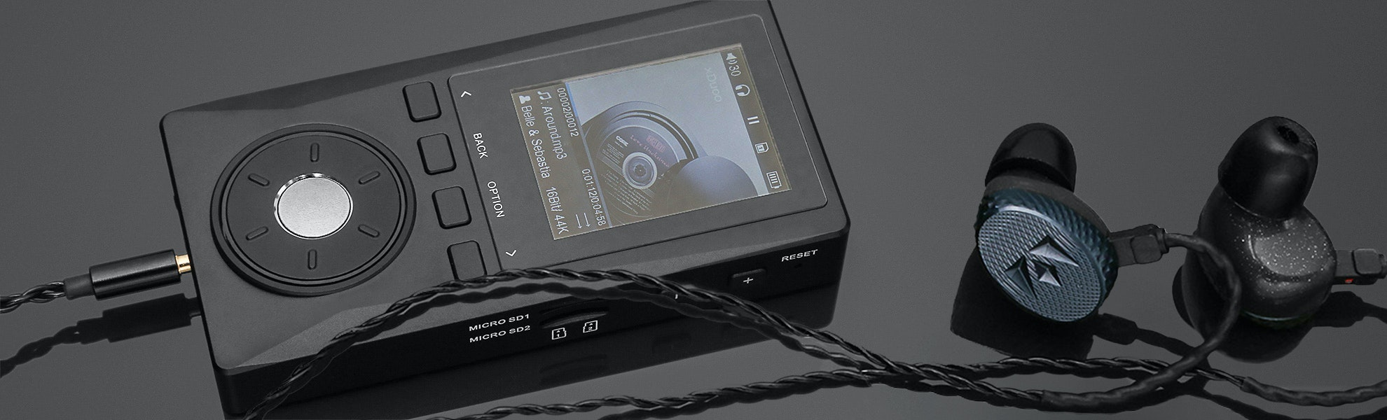 XDuoo X10 Digital Audio Player