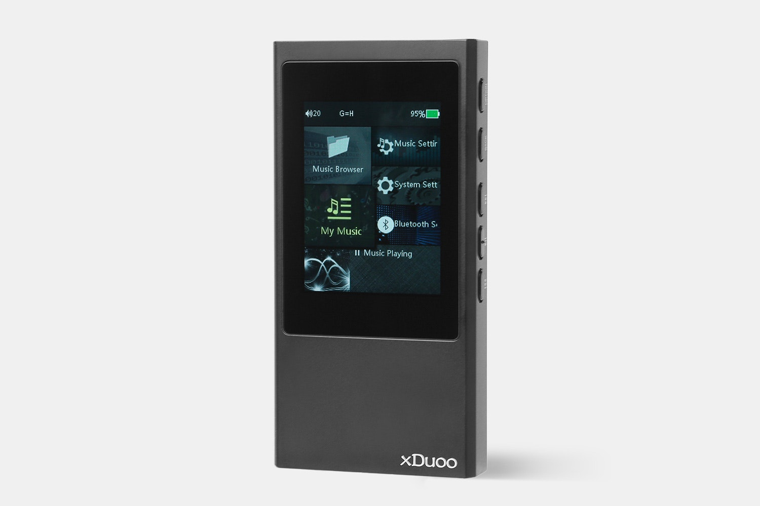 xDuoo X20 Digital Audio Player