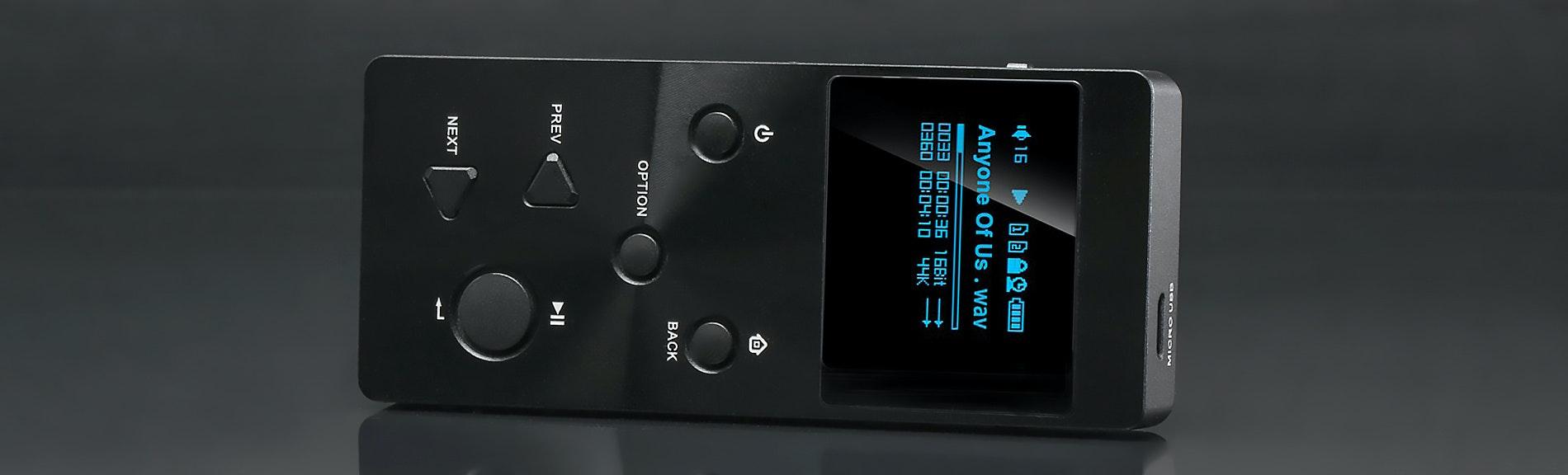 XDuoo X3 Digital Audio Player