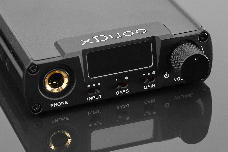 XDuoo XD-05 DAC/Amp