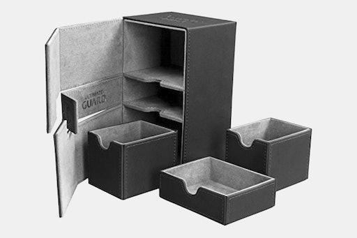 UG Twin Flip 'n' Tray Case 200+ (2-Pack)