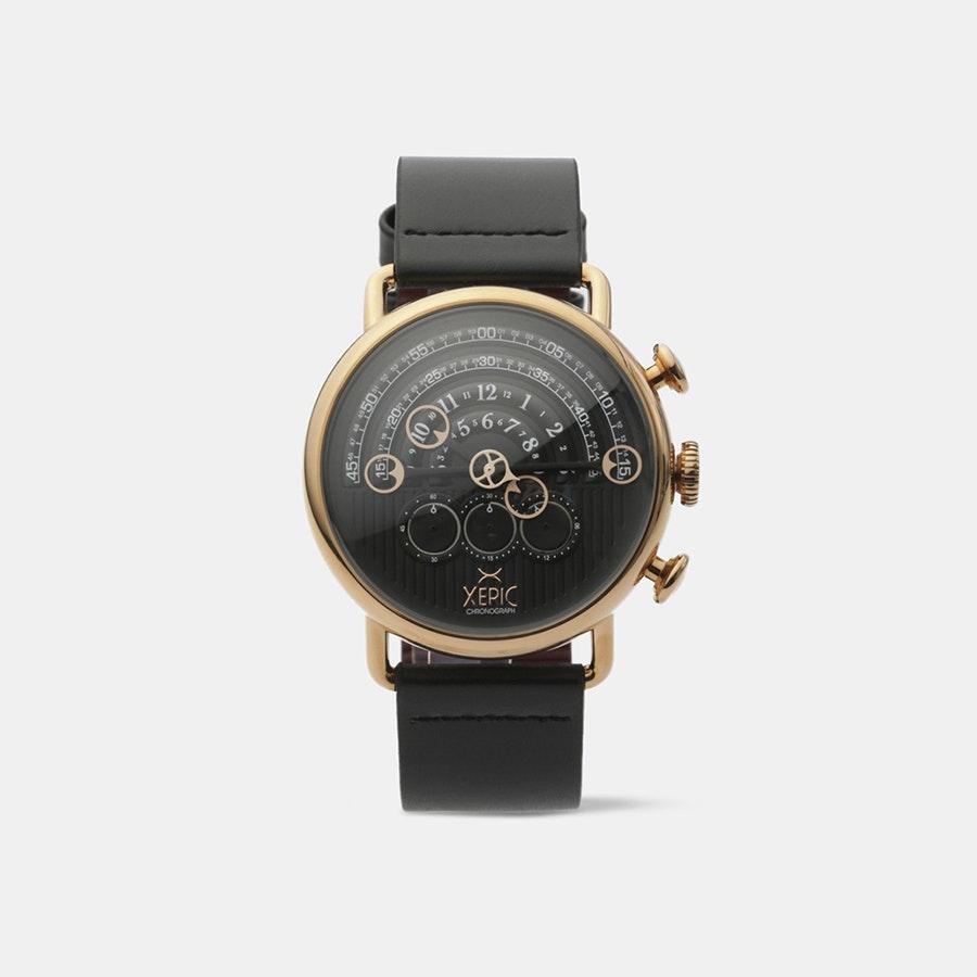 Xeric Halograph Chrono Quartz Watch