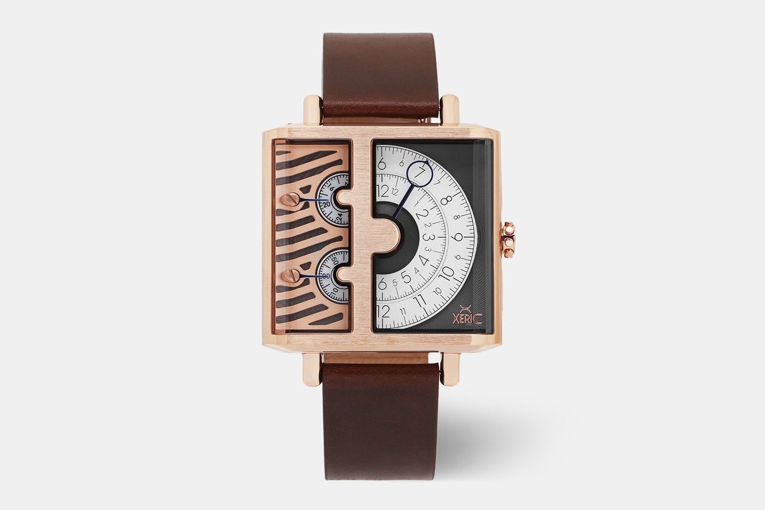 SSQ-3019 | Rose Gold Brown