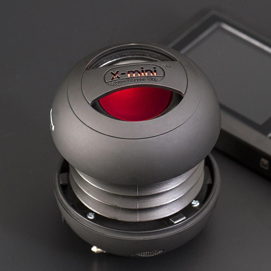X-mini II XAM4-B Portable Capsule Speaker