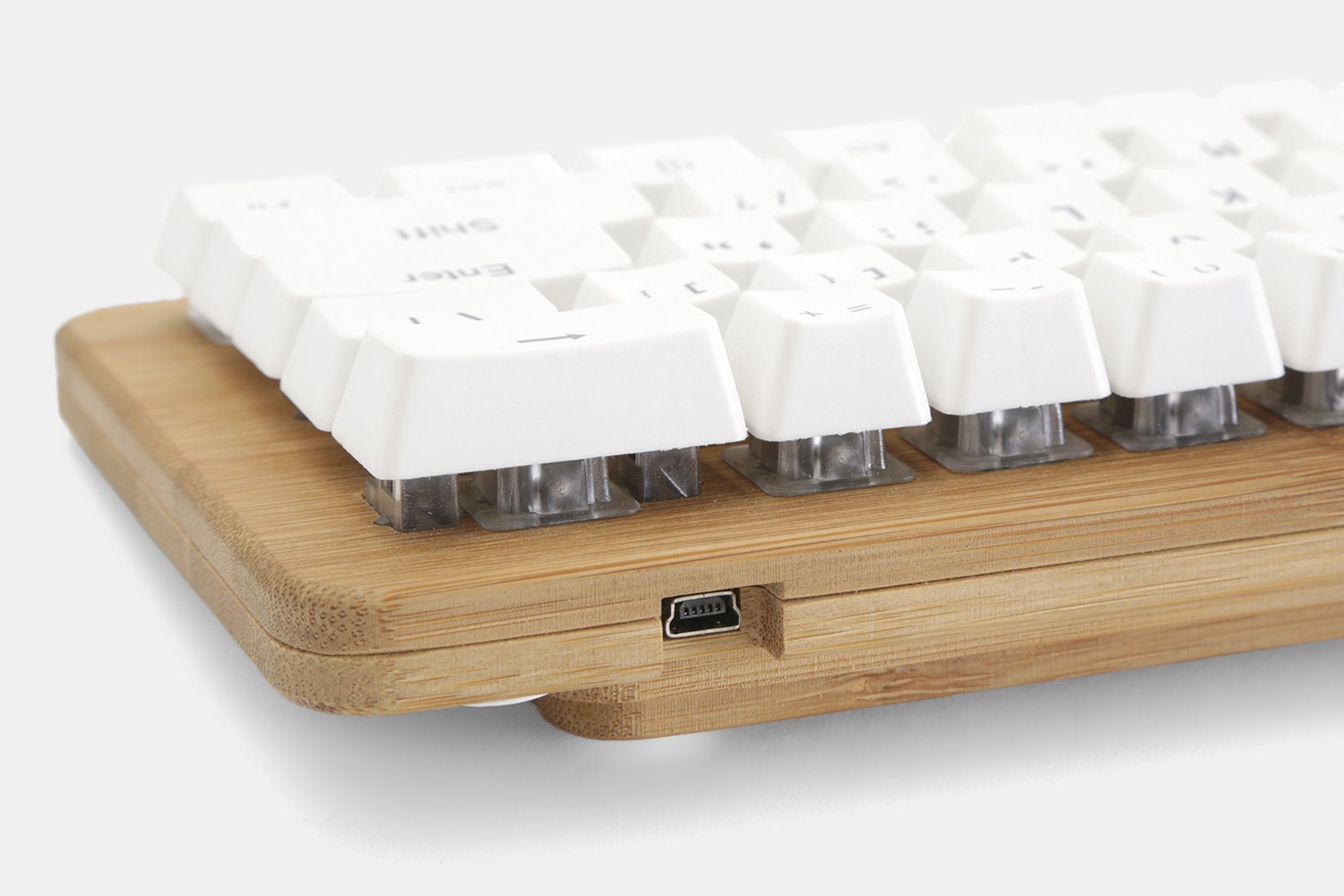 Massdrop x XMIT Hall Effect Mechanical Keyboard
