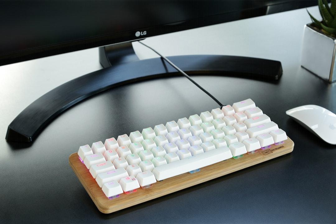 Massdrop x XMIT Hall Effect Mechanical Keyboard