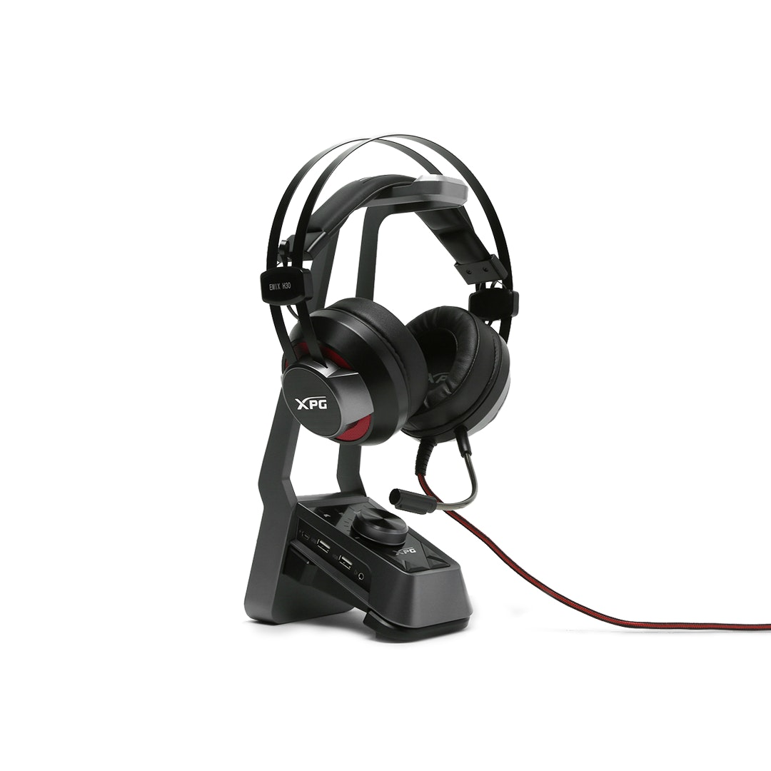 ADATA XPG EMIX H30 Gaming Headset & SOLOX F30 Amp