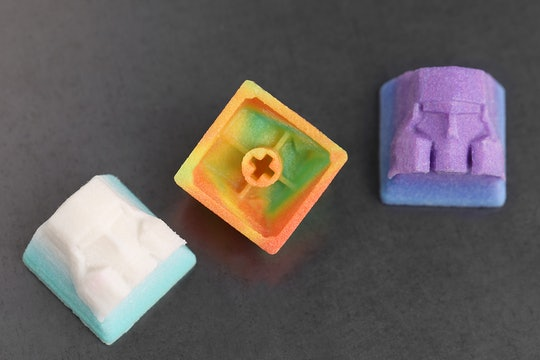 XX7 MEGATRQN Artisan Keycaps