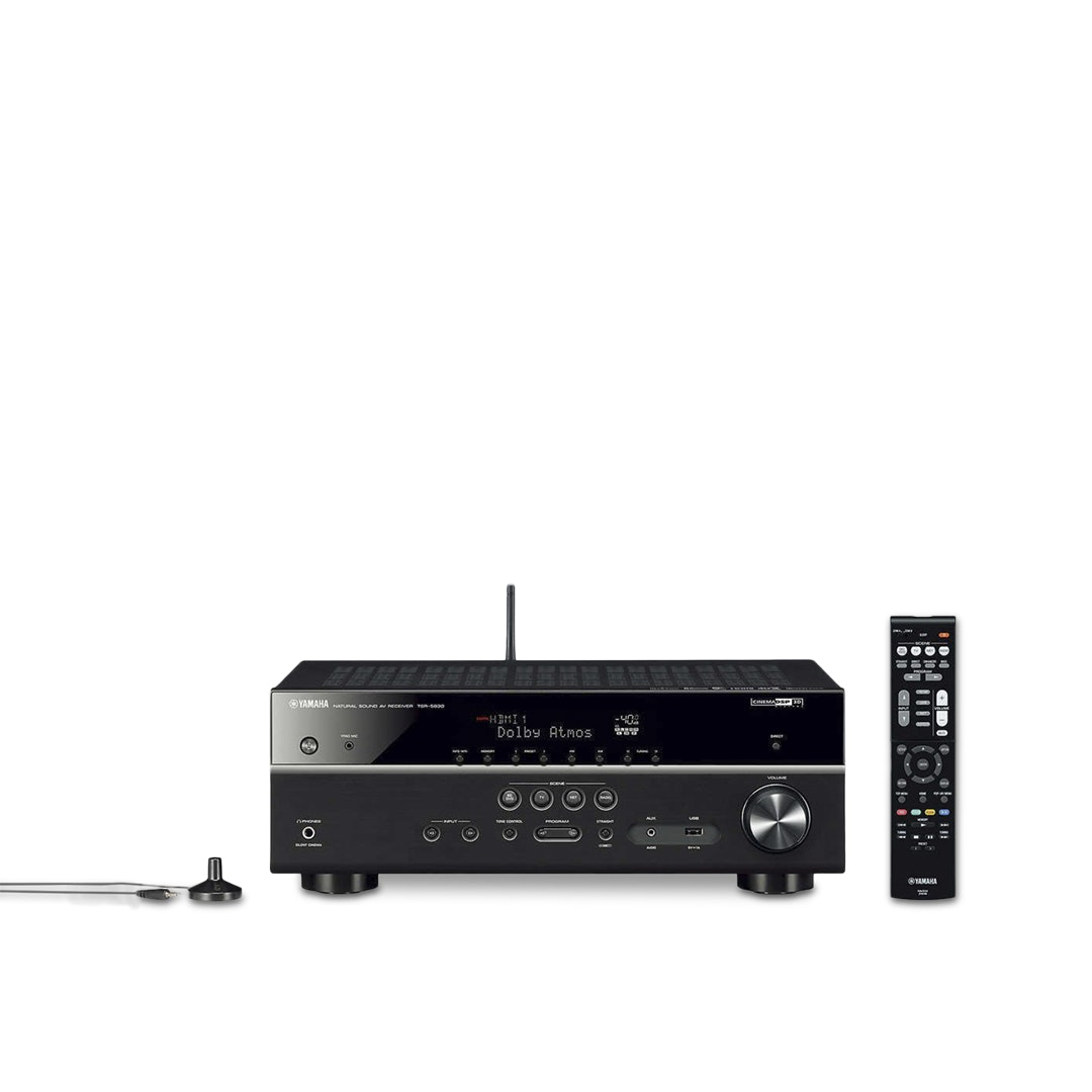Yamaha 7.2ch 4K Dolby Atmos DTS:X Receiver (Refurb)