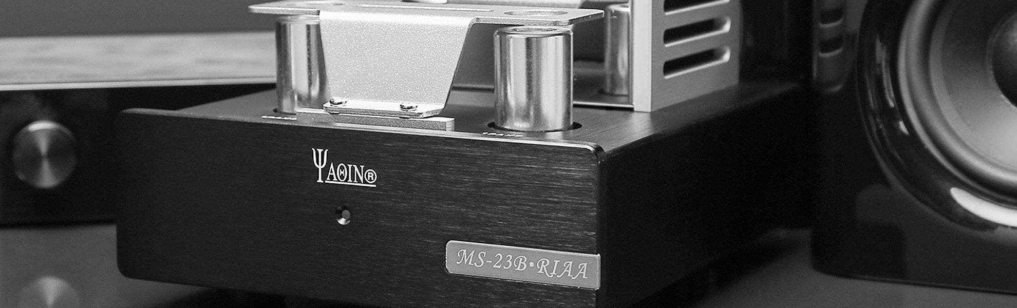 Yaqin MS23B Stereo Tube Phono Stage
