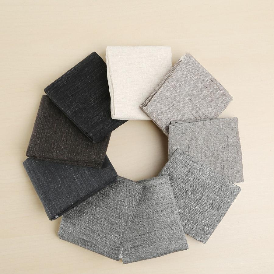 Yarn Dyed Cloth by Lecien Half Yard Bundle