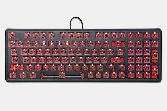 YC96 Bluetooth RGB Hot-Swappable Mechanical Keyboard Kit