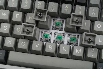 NYM96 Aluminum Mechanical Keyboard