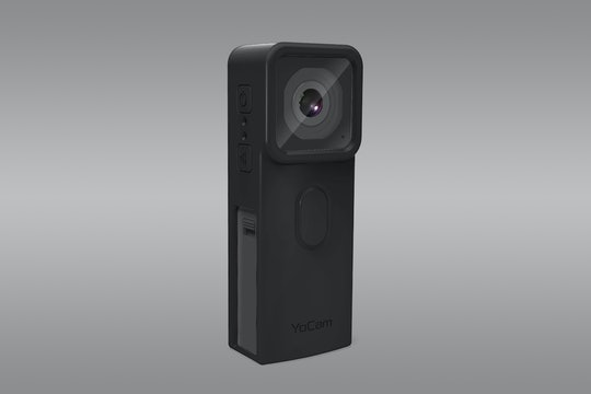 (Choice of Camera Color) with Black case