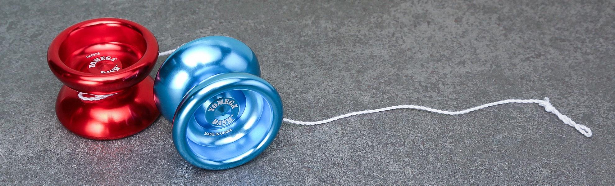 Yomega Dash Anodized Aluminum Yo-Yo