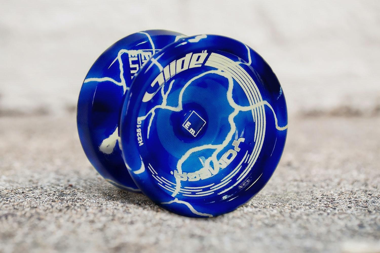 Yomega Glide with Lightning Finish (Non-Responsive)