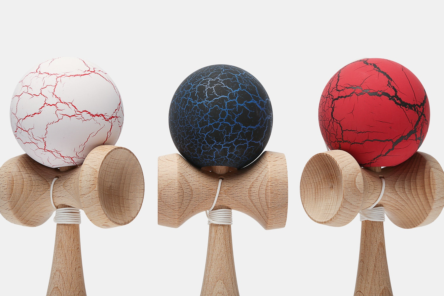 Yomega Kendama Pro: Cracked Earth (3-Pack)