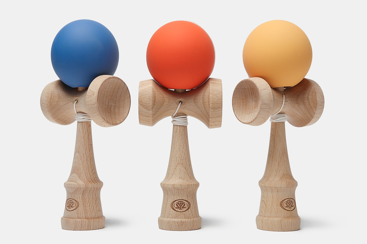 Yomega Kendama Pro: Solid Series (3-Pack)