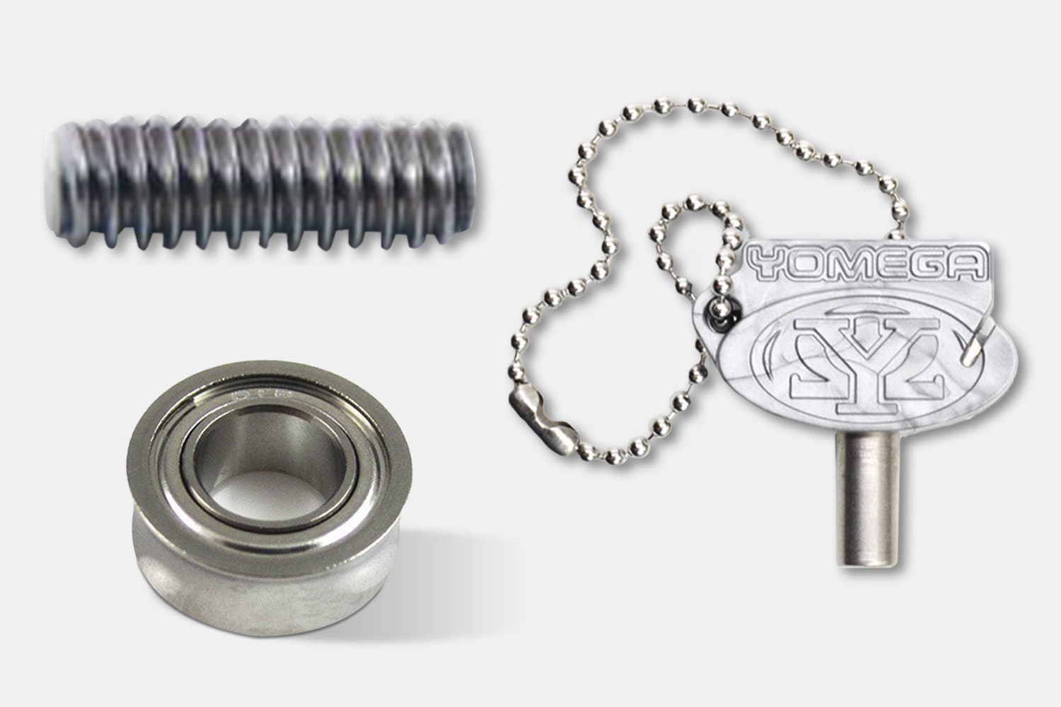 Yomega Maverick Yo-Yo Bundle