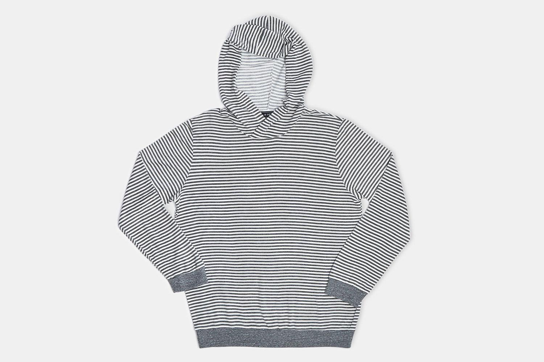 White/Gray Stripes