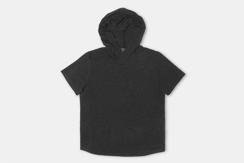 Young & Hip Scott Short-Sleeve Hoodie