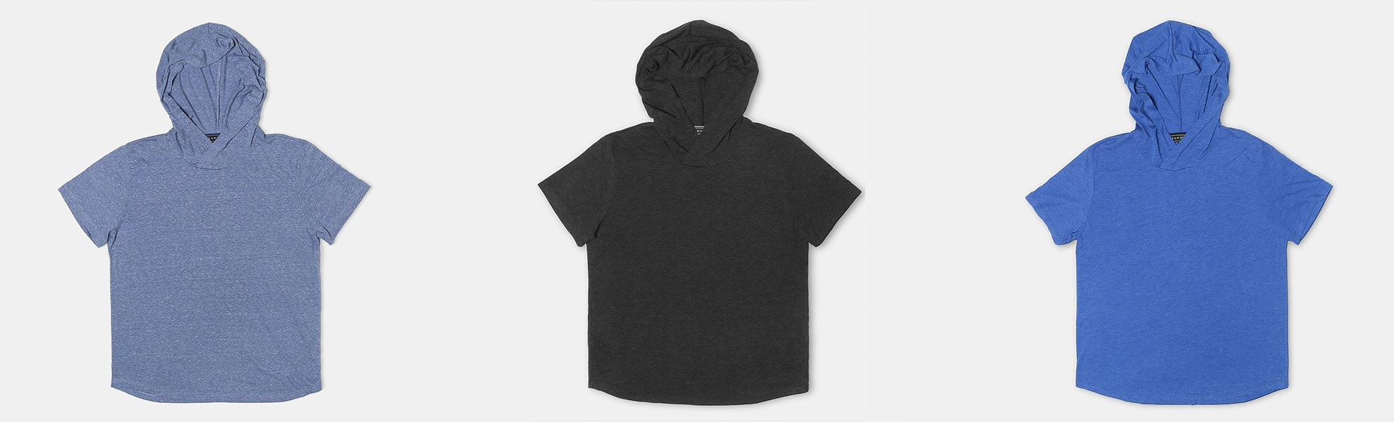 Young & Hip Scott Short-Sleeve Hoodie