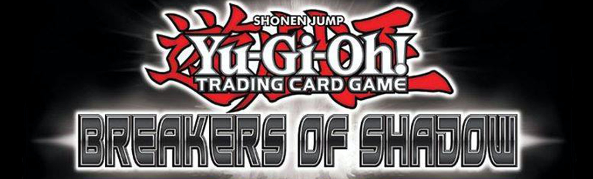 Yu-Gi-Oh! Breakers of Shadow First-Edition Booster