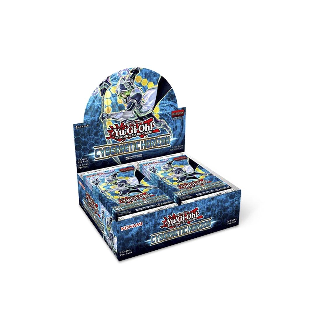 Yu-Gi-Oh Cybernetic Horizons Booster Box