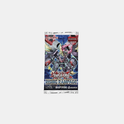Yu-Gi-Oh! Rising Rampage Booster Box (Preorder) | Price & Reviews