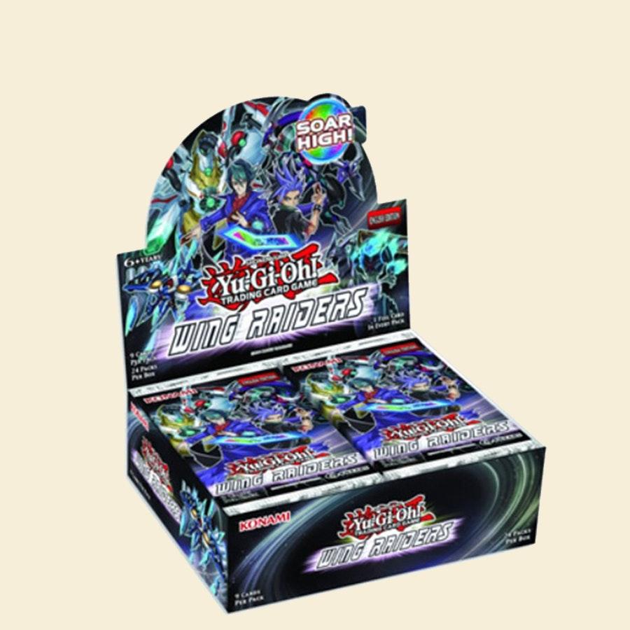 Yu-Gi-Oh! Wing Raiders Booster Box (Presale)