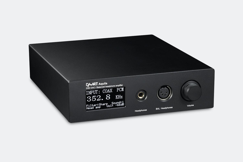 Yulong DAART Aquila Balanced DAC/Amp