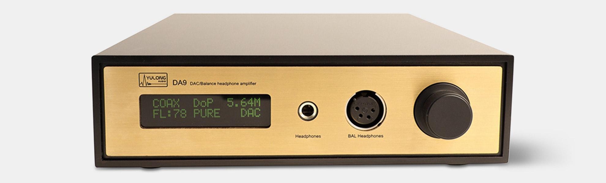 Yulong DA9 Balanced DAC/Amp
