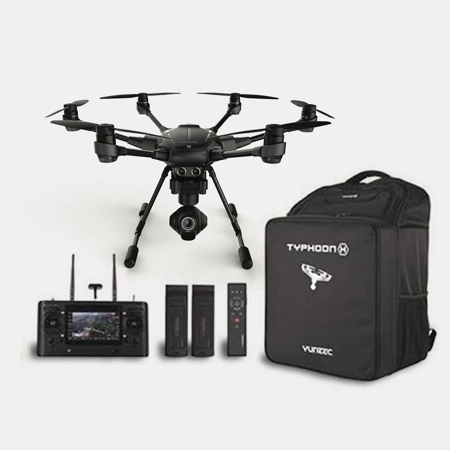 Yuneec Typhoon H Pro Bundle RTF w/ Backpack & Wand