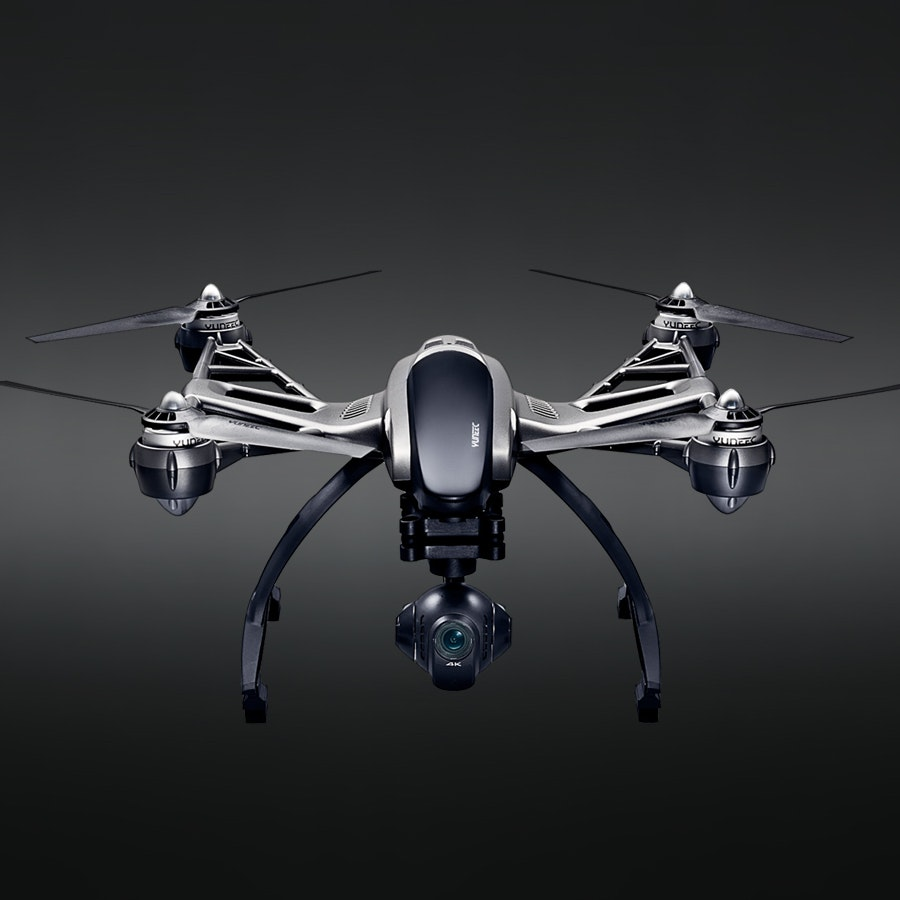 Yuneec Typhoon Q500 4K Drone UHD Bundle