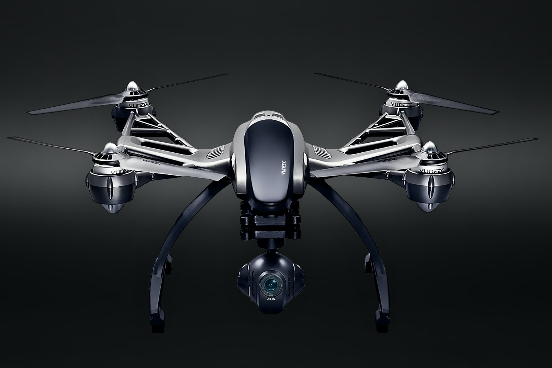 Yuneec Typhoon Q500 4K Drone UHD Bundle