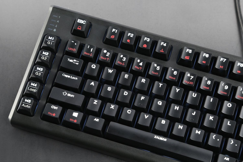 Z-Machine Cherry MX Fullsize Gaming Keyboard