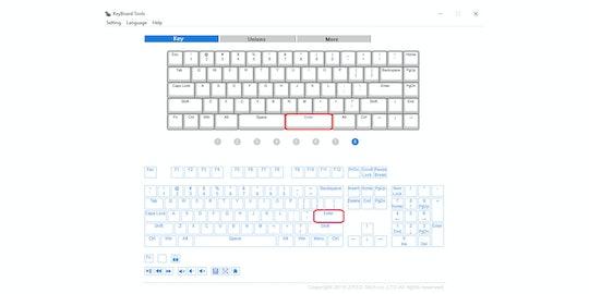 Massdrop x 0.01 Z70 Mechanical Keyboard