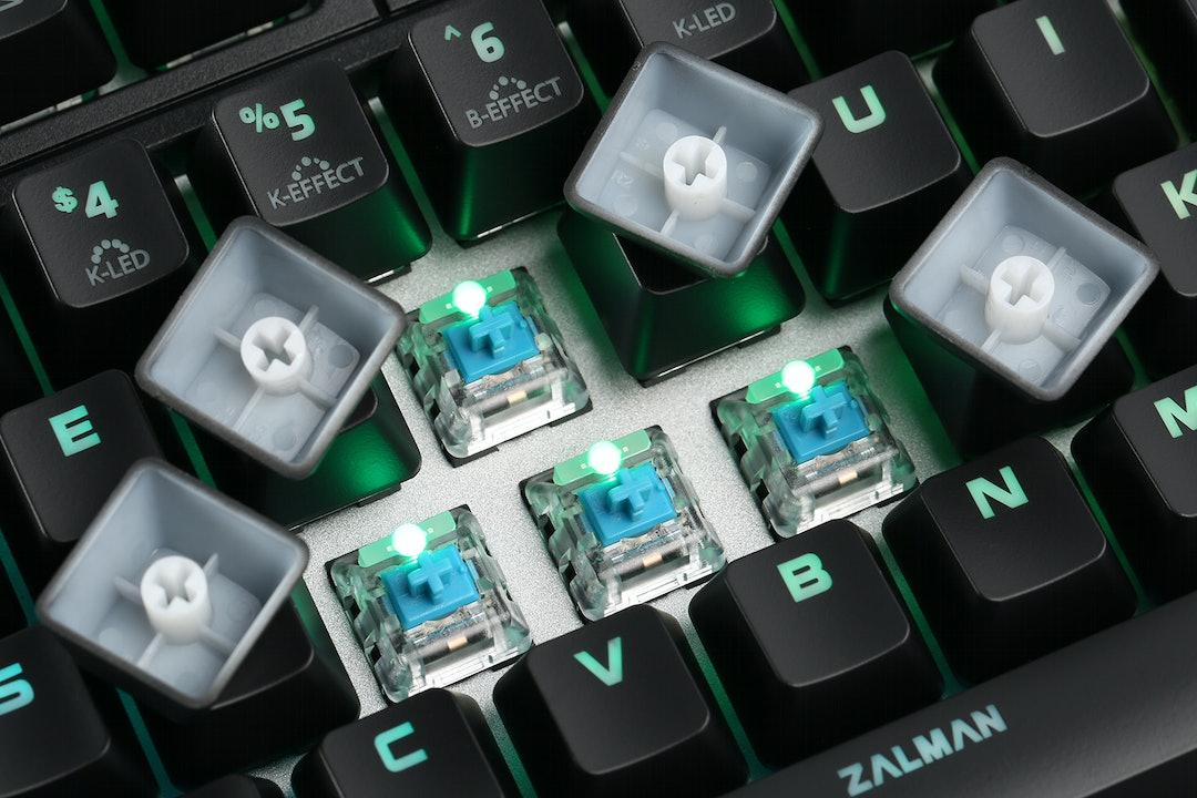 Zalman K900M Mechanical Keyboard
