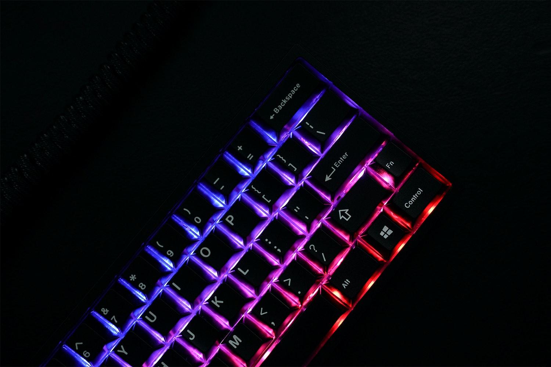 ZealPC Rev3 Zeal60 RGB LED PCB
