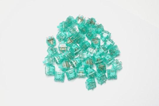 Zeal PC Turquoise Tealios/Aqua Zilent/Rosélios/Sakurios