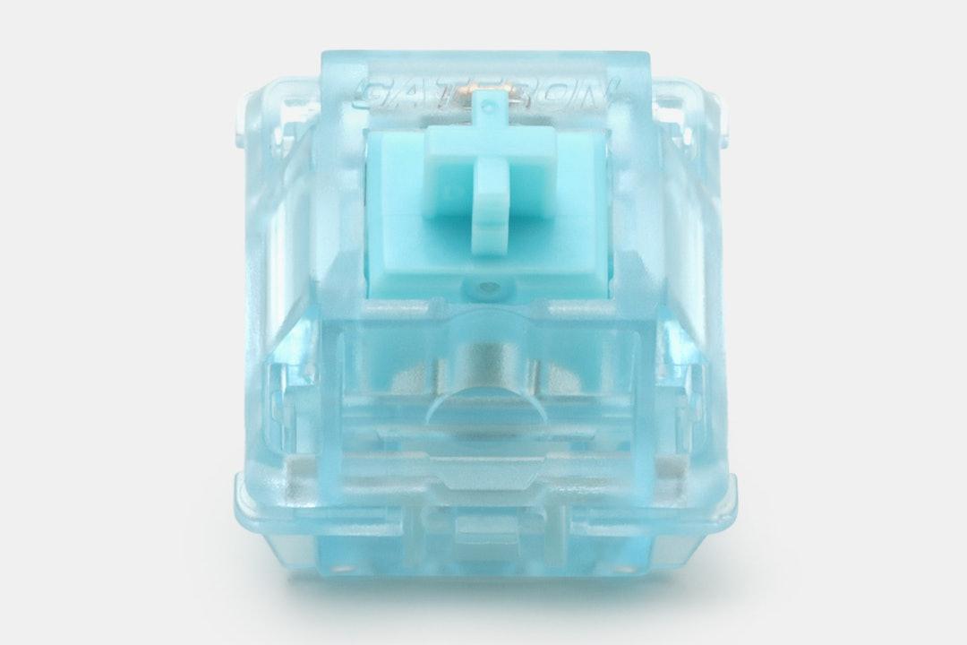 Zeal PC Aqua Zilents/Rosélios/Sakurios Switches