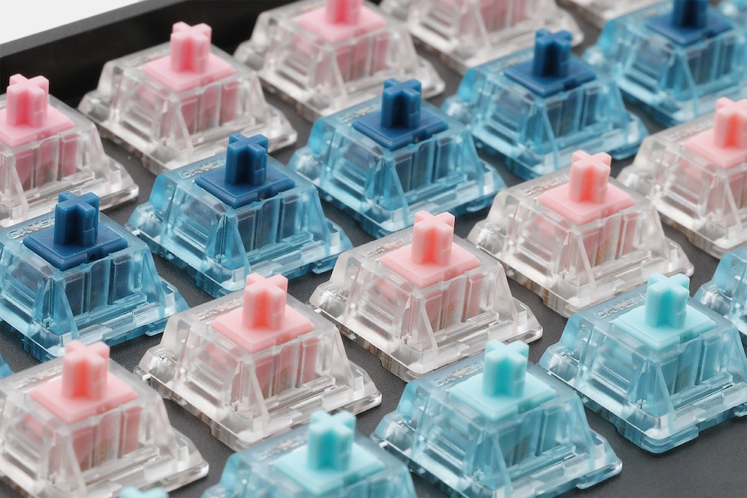 Zeal PC V2 Assorted Mechanical Switch Packs