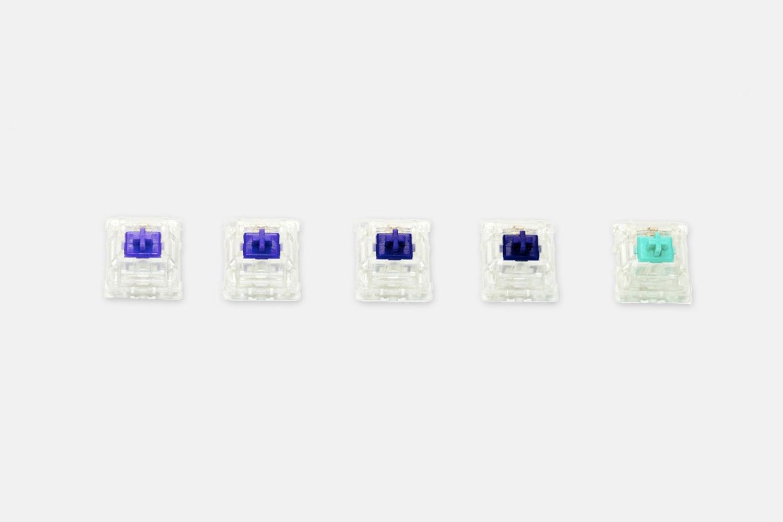 Zeal PC Tealios / Zealios Switches
