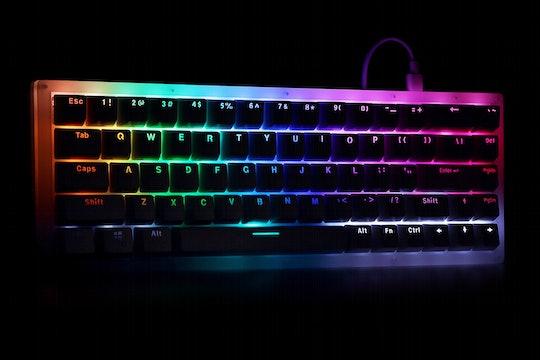 Zeeyoo 65% Hotswap Acrylic RGB Mechanical Keyboard