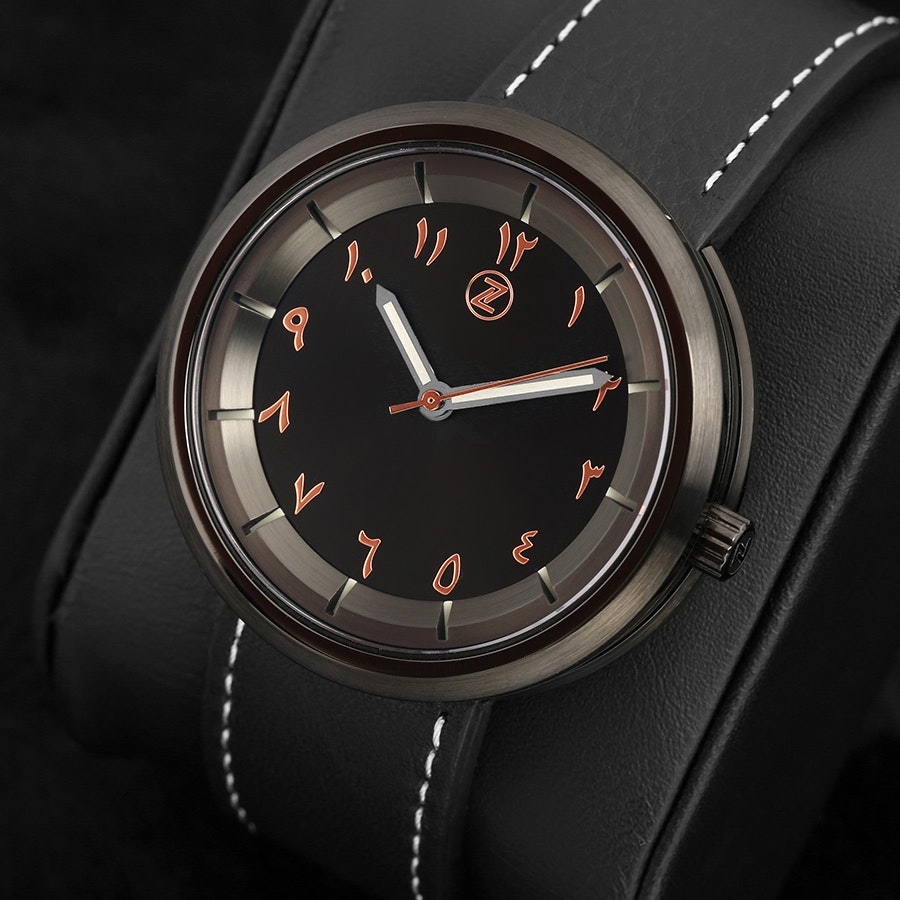 Zelos Chroma 2 Automatic Watch