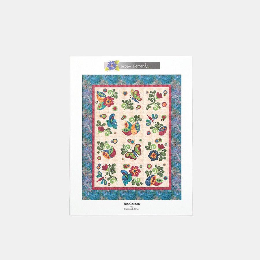 Zen Quilt Kit by Urban Elementz