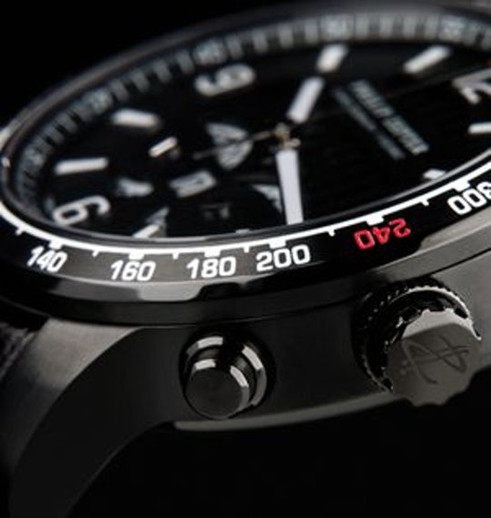 PVD Black Stainless Steel