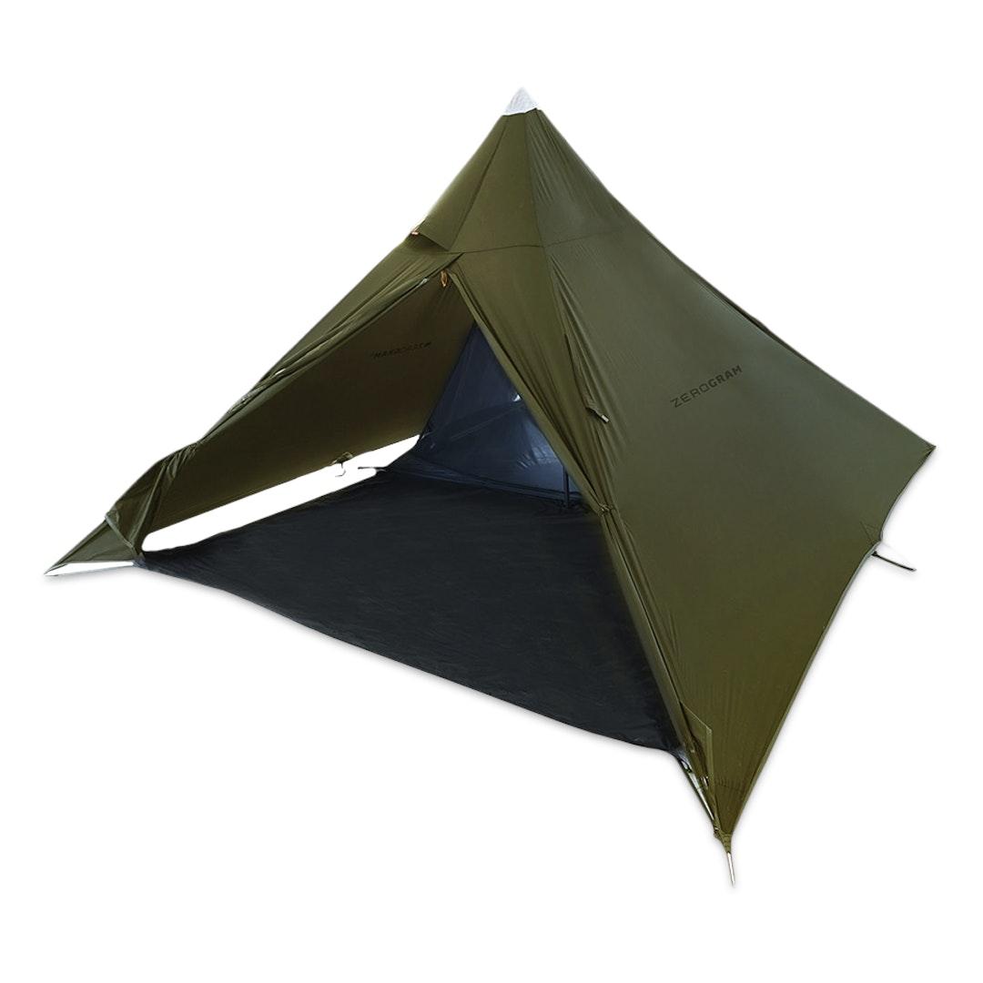 Zerogram Inyo Tipi Tent
